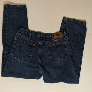 Wrangler Men's Relaxed Fit Jeans- 34x30